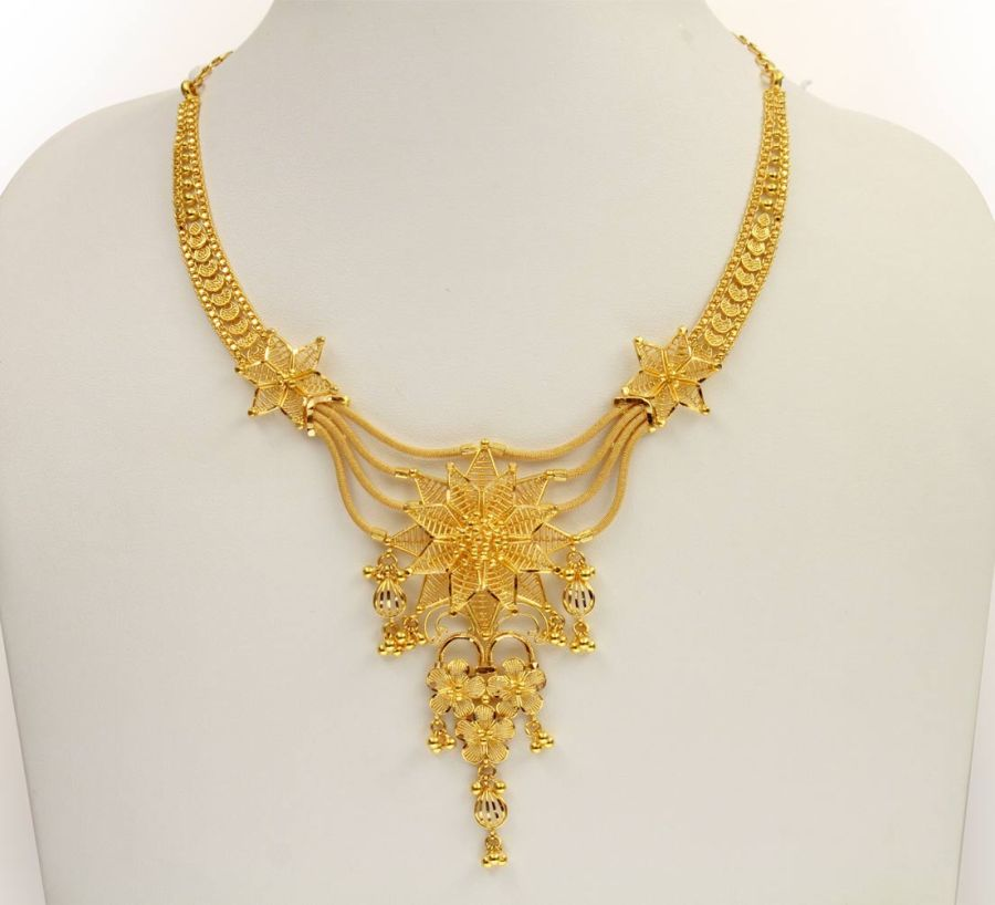 letest-gold-necklace-designs-catalogue | My Blog